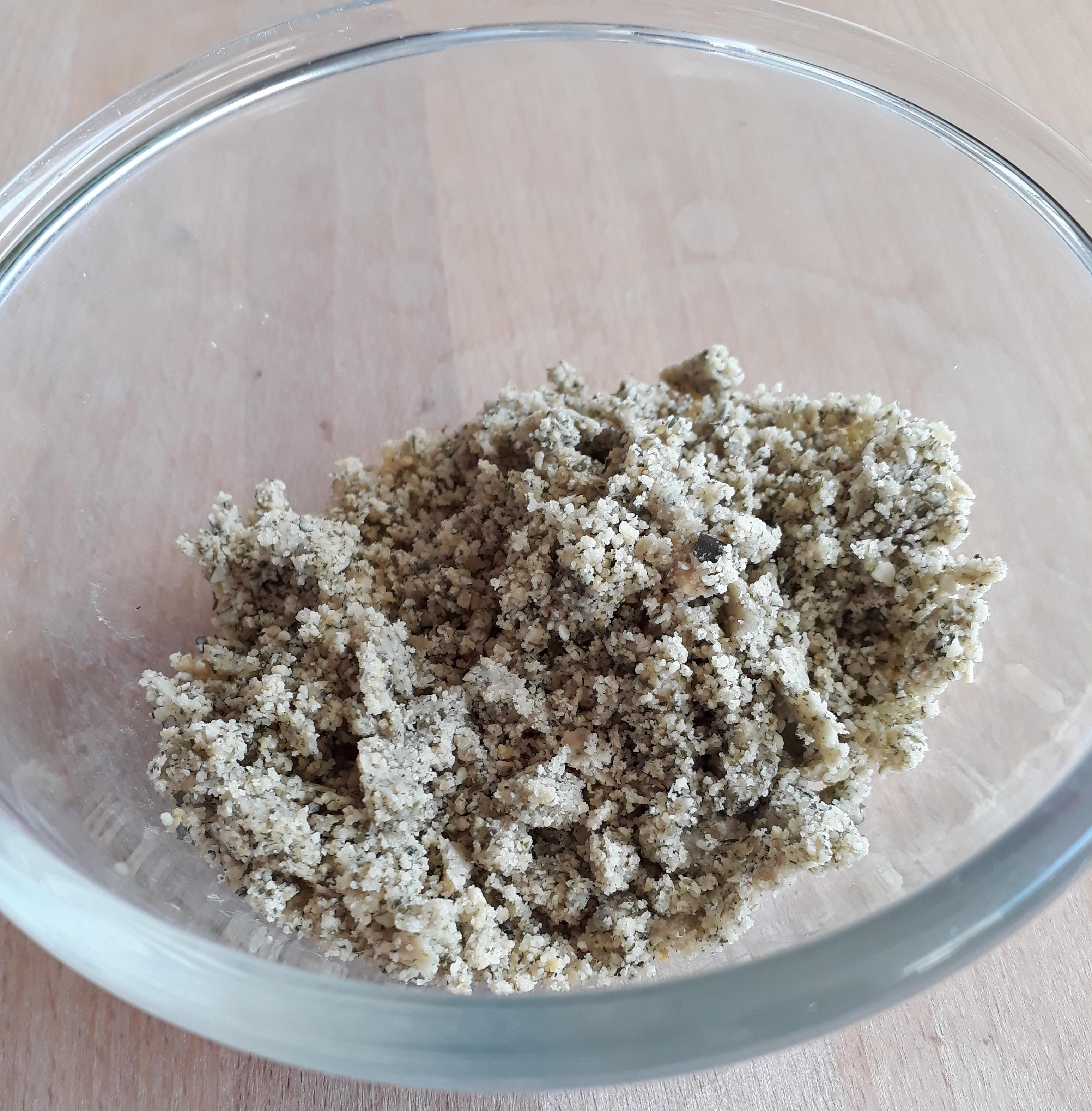 Pinje-græskar-drys